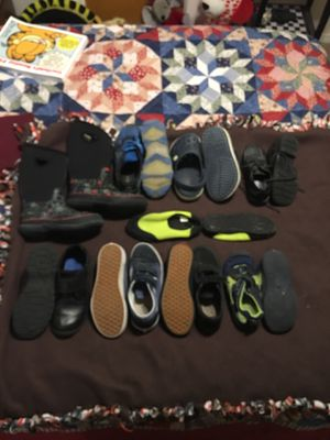 Shoes sizes 13-1 for Sale in Haltom City, TX