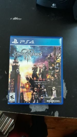Kingdom hearts 3 brand New for Sale in New Haven, CT