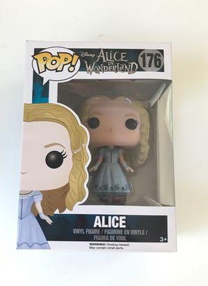 Funko Pop Disney Alice in Wonderland Alice #176 for Sale in San Diego, CA