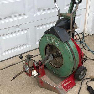 Spartan 1065 Sewer Rodding Machine for Sale in Morton Grove, IL
