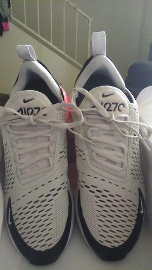 Men's size 8 Nike Air 270 for Sale in Las Vegas, NV