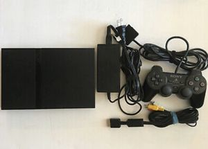 Playstation 2 - used works well for Sale in GARDEN CITY P, NY