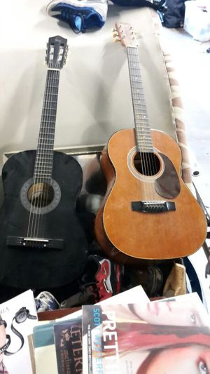 Two guitars for the price of one for Sale in Baltimore, MD