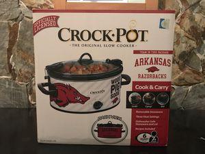 Crock pot 6 quart for Sale in Tamarac, FL