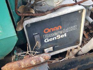 Onan generator for Sale in Floresville, TX