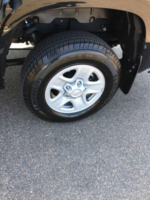 Toyota Tacoma wheels,tire for Sale in Memphis, TN
