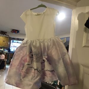 H&M Toddler girls Unicorn Dress for Sale in Los Angeles, CA