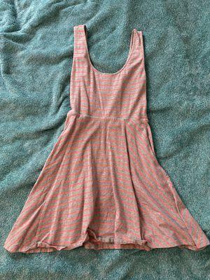 Mossimo Supply Co Pink & Grey Stretch Dress - Youth Medium for Sale in Ithaca, NY