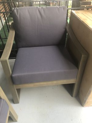 Outdoor armchair - never used for Sale in Washington, DC