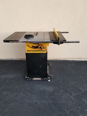 """Rockwell 10"""" Table saw model 10 series 34-345 great woodworking tool for Sale in Oceanside, CA"""