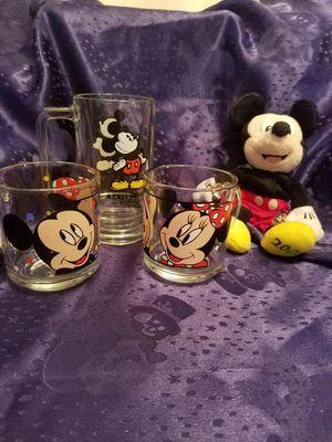 Walt Disney cups for Sale in Renton, WA