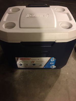 Coleman Xtreme 50 Quart 5 Day Cooler for Sale in Madera, CA