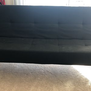 IKEA Futon, Sofa Bed. Must Go. Moving Out. for Sale in Milpitas, CA