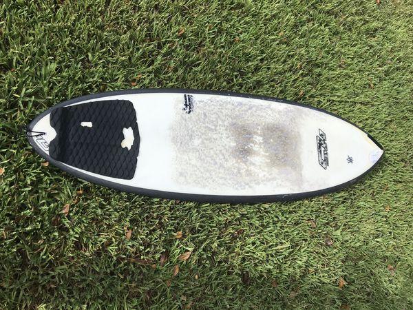 Hypto krypto Surfboard 6'0
