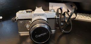 Cannon ftb camera with lens for Sale in Murfreesboro, TN