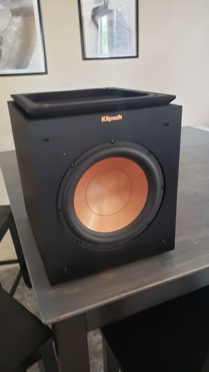 Klipsch R-10SW plus additional woofer for Sale in Chula Vista, CA