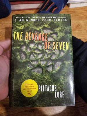 I Am Number Four: Revenge of Seven, Three Are Dead, The Fall of Five for Sale in Chicago, IL