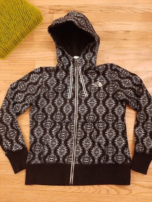 The North Face Jacket womens size Medium full zip Hoodie Hoody for Sale in Westminster, CO