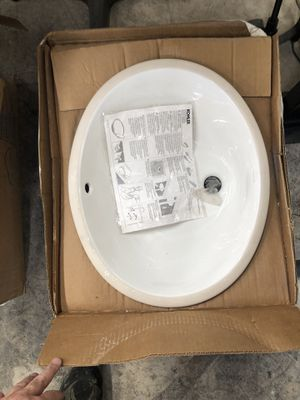 Kohler under the counter sink for Sale in Detroit, MI