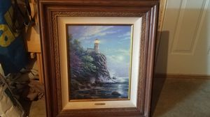 Thomas Kinkade painting for Sale in Post Falls, ID