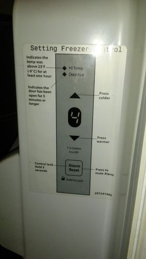 STAND UP FREEZER for Sale in Tampa, FL