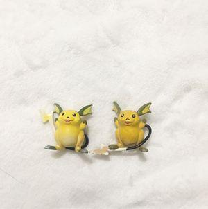 Raichu Small Pokémon Action Figure for Sale in La Puente, CA