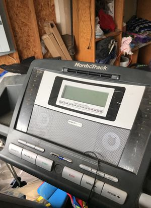 NordicTrack Treadmill for Sale in Marysville, WA