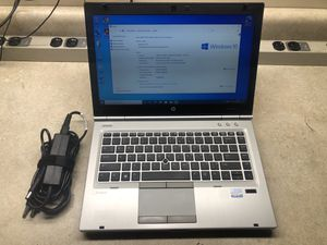 HP Elitebook Laptop i5 8GB 500GB HDD Win 10 Pro for Sale in Westchase, FL