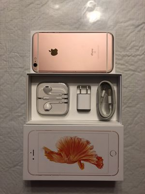 iphone 6s plus for Sale in Kent, WA