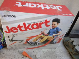 Jetson jetkart hoverboard ATTACHMENT only for Sale in City of Industry, CA