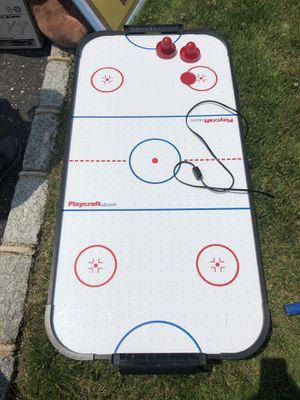 Mini air hockey table for Sale in Massapequa Park, NY