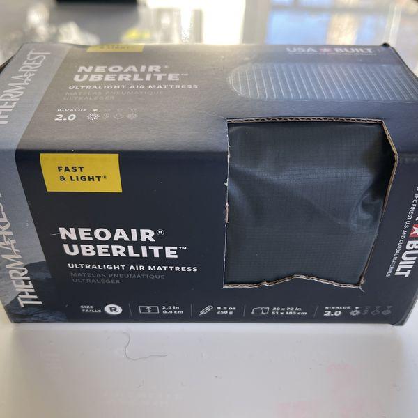 NeoAir Uberlite Sleeping Pad - Regular