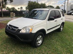 2004 HONDA CRV for Sale in Miami Springs, FL