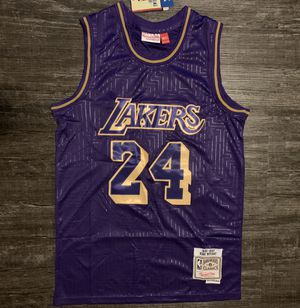 Lakers Kobe retro jersey for Sale in Los Angeles, CA