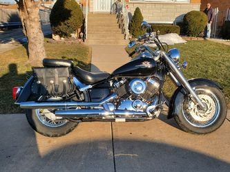 2003 Yamaha V-star 650 Low Miles for Sale in Burbank,  IL