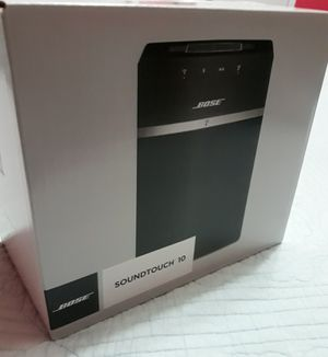 Bose soundtouch 10 for Sale in Glendora, CA