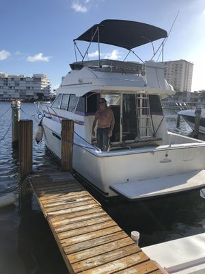 Accept a smaller boat of part of payment for Sale in SUNNY ISL BCH, FL