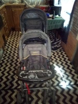 Baby trend double stroller for Sale in Walker, LA