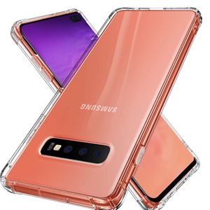 Samsung Galaxy S10 Plus Case, Clear Protective (Slim Thin) Cover with Soft TPU Bumper Case for Galaxy S10, S10Plus (2019)- Jelly Clear for Sale in Rancho Cucamonga, CA