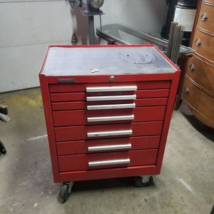7 Drawer Roll Away Tool Box for Sale in Sedro-Woolley, WA