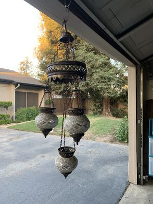Authentic BoHo lanterns for Sale in Fresno, CA
