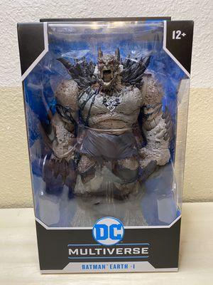 Earth-1 Batman Devastator - Mcfarlane Toys figure - Dark Nights Metal - DC for Sale in Sanford, FL
