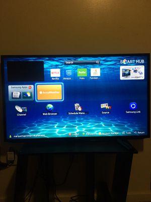 55 Inch Samsung Smart Tv for Sale in Nashville, TN