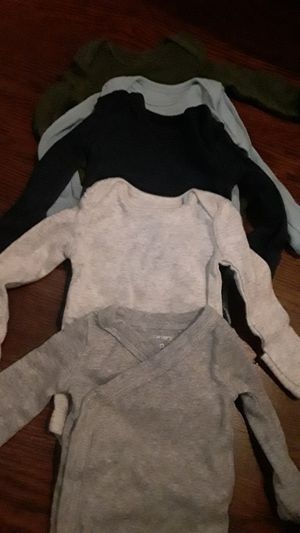 PREEMIE CLOTHES AND DIAPERS FOR SALE!!!!! for Sale in Denver, CO