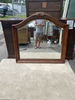 "Big Mirror - 48"" x 46"" for Sale in Holly Springs,  NC"