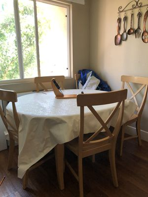 Dining table set (5 +1) for Sale in San Diego, CA