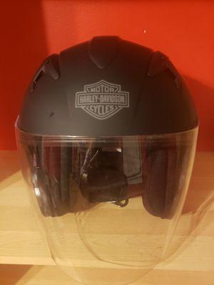 Harley Davidson motorcycle helmet size M for Sale in Rockville, MD