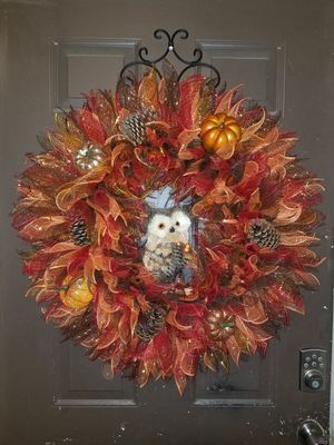 Fall wreath for Sale in Newport News, VA
