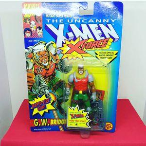 The Uncanny X-Men X-force G. W. Bridge Collectible Action Figure for Sale in Louisville, KY