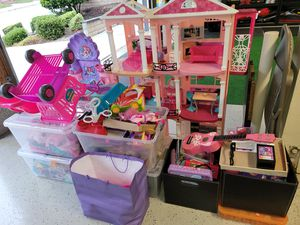 Toys Dolls Plush Toys Figures Playsets Clothing for Sale in City of Industry, CA